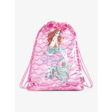 Disney Princess The Little Mermaid Pink Swim Bag - One Size