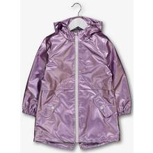 Lilac Shower Resistant Rain Mac (3-14 Years)