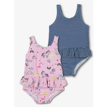 Online Exclusive Multicoloured Swimsuits 2 Pack