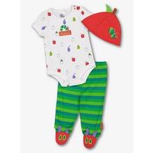 The Very Hungry Caterpillar Multicoloured Set (0-24 Months)