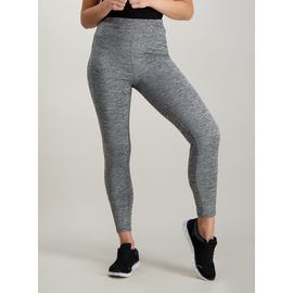 Active Grey Space Dye Leggings