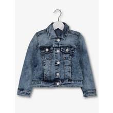 Blue Stonewashed Denim Jacket