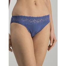 Multicoloured Comfort Lace High Leg Knickers 5 Pack