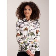 Multicolour Woodland Scene Shirt