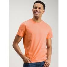 Cantaloupe Neon Crew Neck T-Shirt