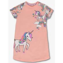 Pink Glitter Unicorn Nightie