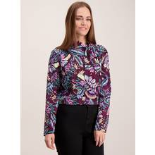 Multicolour Paisley Printed Blouse