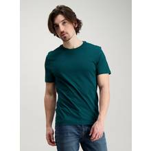 Bottle Green Crew Neck T-Shirt