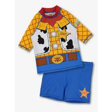 Disney Toy Story Multicoloured Woody 2 Piece Sunsuit