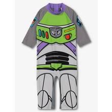 Disney Toy Story Grey Buzz Lightyear Sunsuit