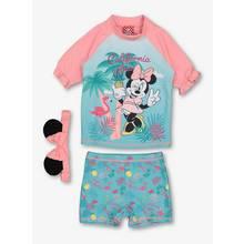 Disney Minnie Mouse Sunsuit Set & Headband