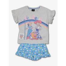 Disney Toy Story 4 Grey & Blue Pyjamas