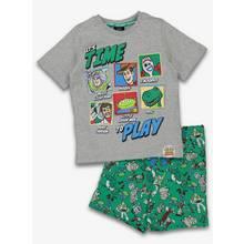 Disney Toy Story 4 Grey Shortie Pyjamas