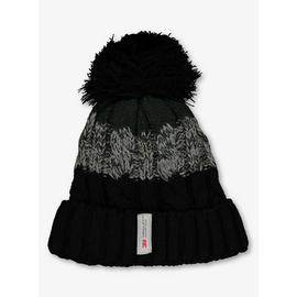 THINSULATE Black Knitted Hat