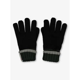 THINSULATE Black Knitted Gloves