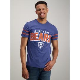 Chicago Bears Blue Marl T-Shirt
