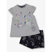 Harry Potter Top & Shorts Pyjama Set (3 - 12 Years)