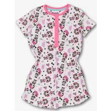Lol Surprise! White & Pink Playsuit Pyjamas