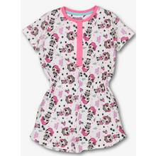 Lol Surprise! White & Pink Playsuit Pyjamas (3 - 10 Years)