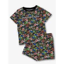 Mario Kart Multicoloured Pyjama Set (3 -12 Years)