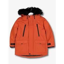 Orange Performance Parka Coat