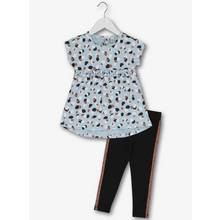 Spotted Top & Leggings Set (9 Months - 6 Years