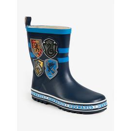 Online Exclusive Navy Harry Potter Wellies