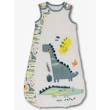 Multicoloured Dinosaur Applique Sleep Bag 1.5 Tog (0-3 years