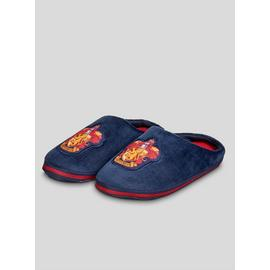 Online Exclusive Harry Potter Navy Gryffindor Slipper