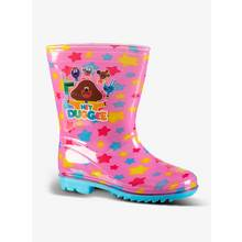 Online Exclusive Hey Duggee Pink Wellie Boots (5 Infant - 10