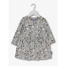 Disney 101 Dalmatians Grey Dress (9 Months - 6 Years)