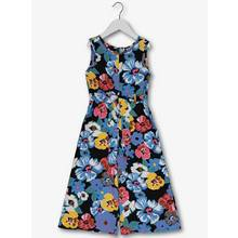 Multicoloured Floral Jumpsuit (3 - 14 years)