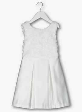 Ivory Bridesmaid Occasion Dress