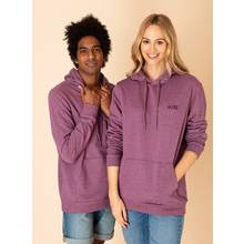 Unisex Purple Hoodie