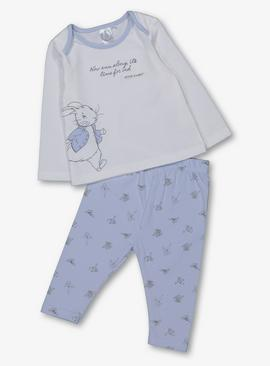 Peter Rabbit Blue & Cream Pyjamas