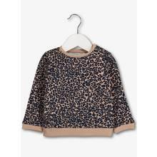 Multicoloured Leopard Print Sweater (0-24 months)