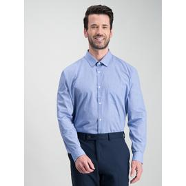 Online Exclusive Blue Slim Fit Long Sleeved Shirts 2 Pack