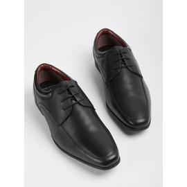 Sole Comfort Black Lace Up Formal Shoes