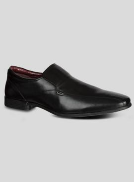 Online Exclusive Sole Comfort Black Slimline Slip On Shoes