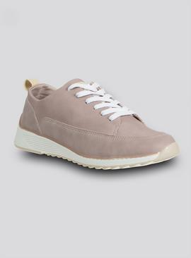 Online Exclusive Sole Comfort Dusky Pink Lace Up