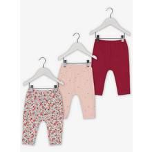 Pink Harem Style Leggings 3 Pack