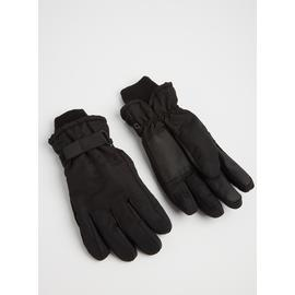 THINSULATE Black Ski Gloves