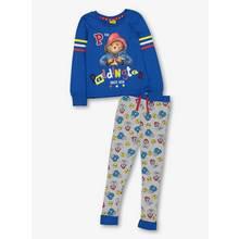 Paddington Blue & Grey Pyjama Set
