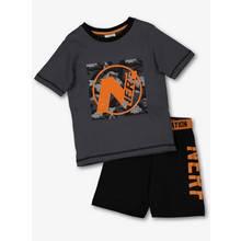 Nerf Black & Grey Pyjamas