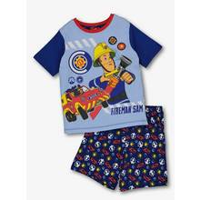 Fireman Sam Multicoloured Pyjamas (1- 6 Years)