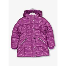 Online Exclusive Purple Padded Jacket