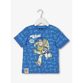 Disney Toy Story 4 Blue Buzz Lightyear T-Shirt