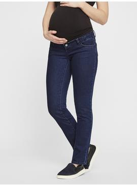 Maternity Blue Slim Fit Jeans