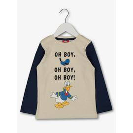 Disney Donald Duck Blue & Stone Top