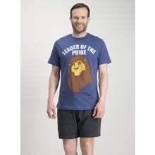 Disney Lion King Navy Short Pyjamas